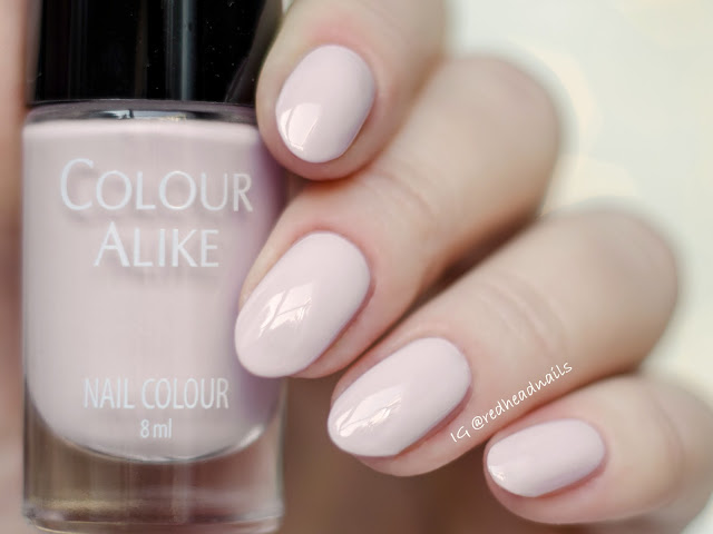 Colour Alike Almost Mauve alike swatch