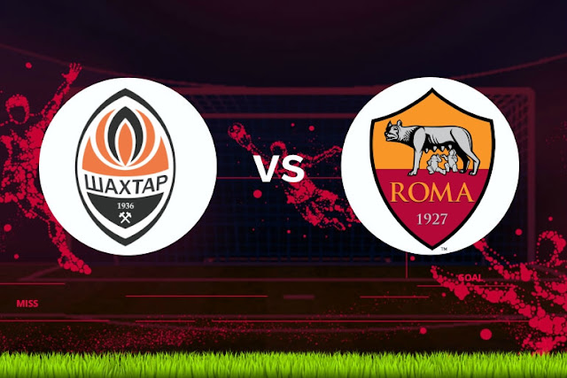 مباراة روما وشاختار اليوم والقنوات الناقلة بي أن سبورت HD2