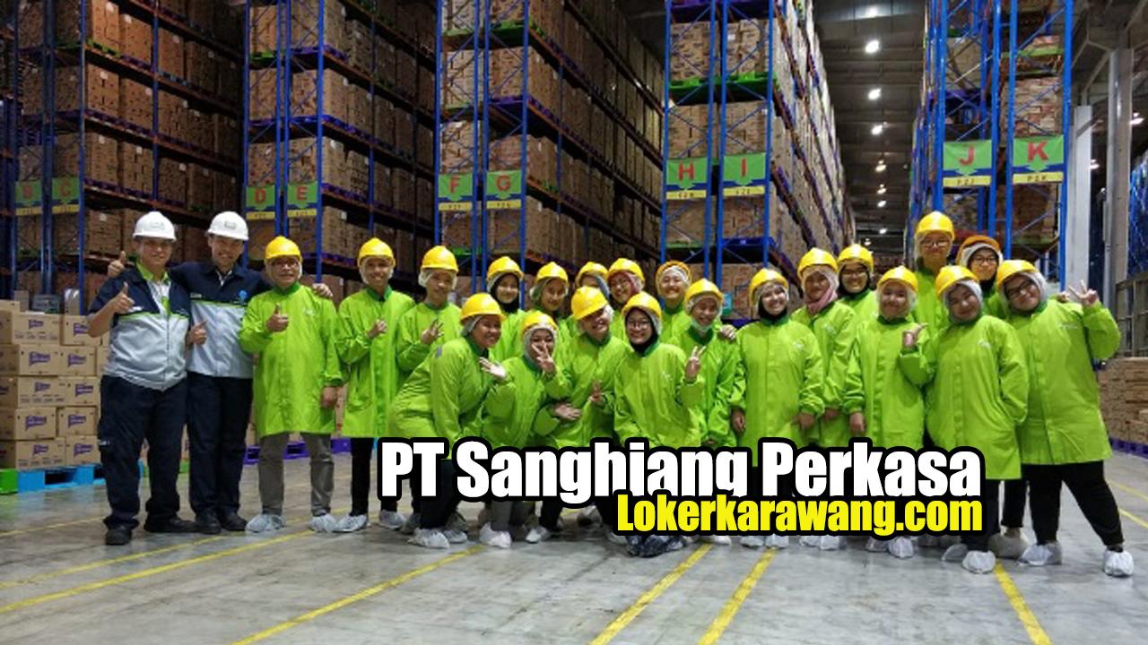 PT. Sanghiang Perkasa