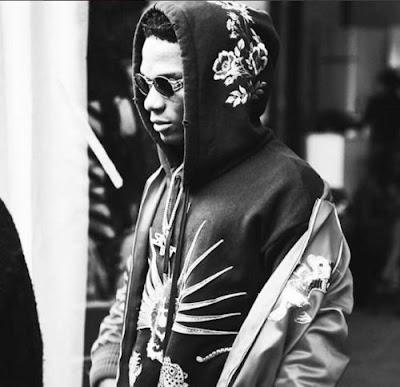 See the $2,590 Gucci Hoodies Starboy Wizkid wore