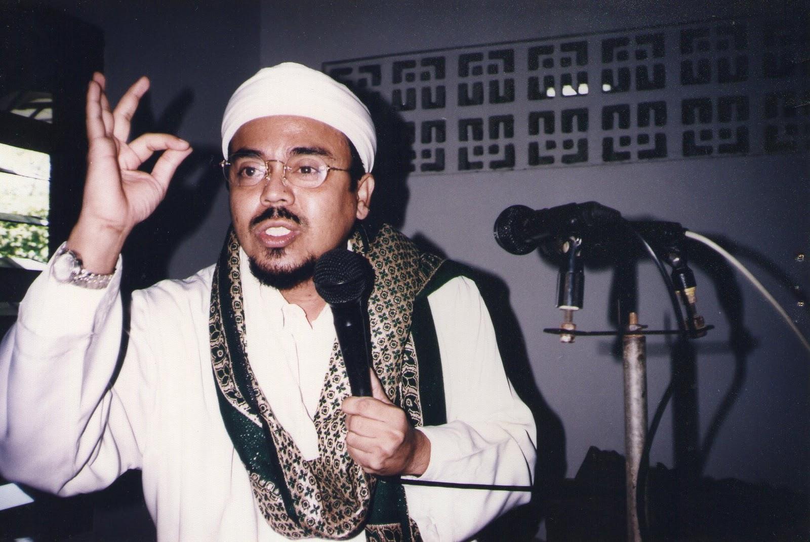 Image Result For Habib Rizieq