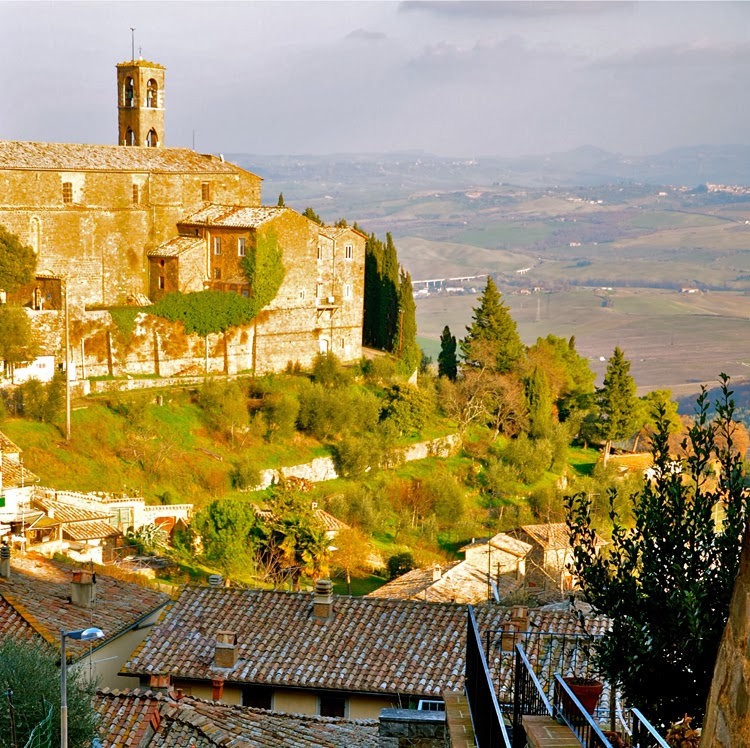 Free 3d Scenic Wallpaper Montalcino Charming Hilltown In Southern Tuscany Most
