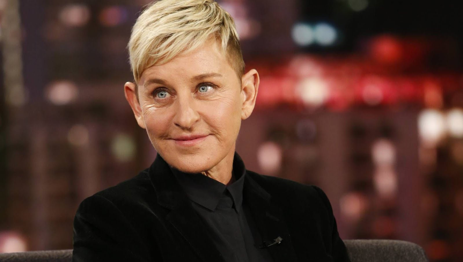 Ellen DeGeneres contó que su padre abusó de ella