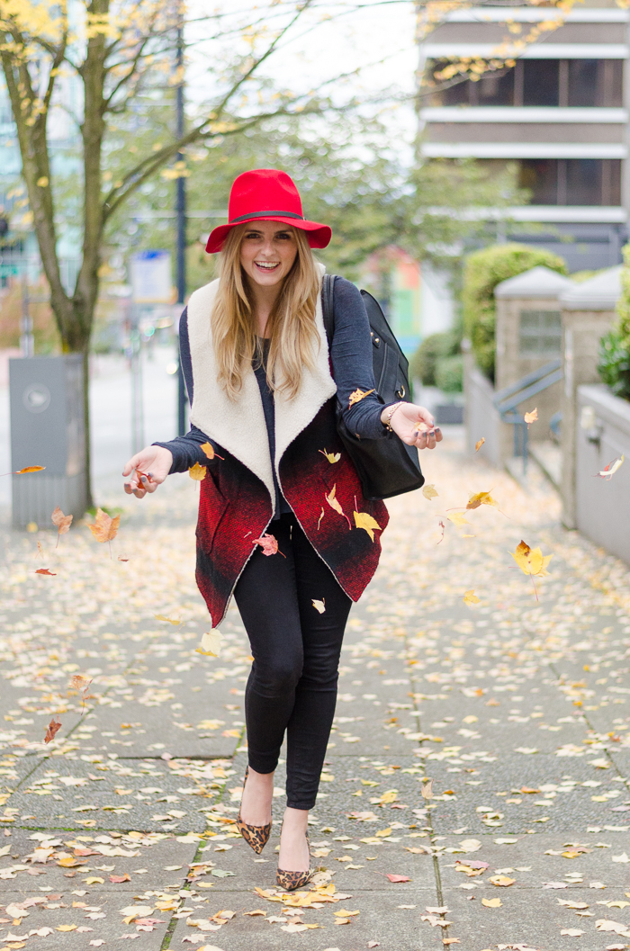 How to Layer Stylishly in the Winter