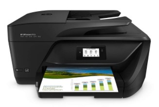 HP OfficeJet 6950 All-in-One Télécharger Pilote