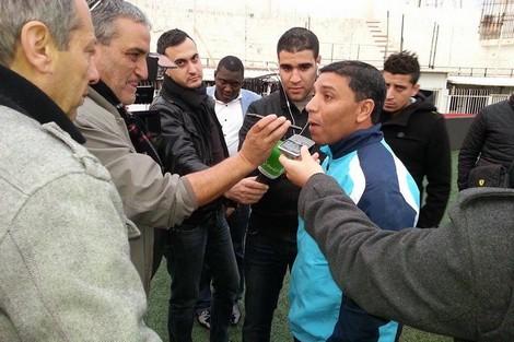 المغربي الغفلاوي يلازم تطوير كرة القدم في إفريقيا