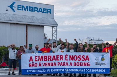 Acordo Embraer-Boeing deve ser fechado ainda neste ano, diz ministro da Defesa