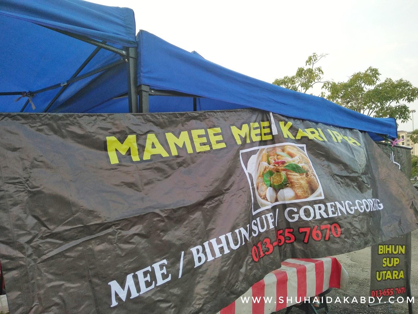 Jom Singgah Gerai Mummy di Seksyen 13 Shah Alam