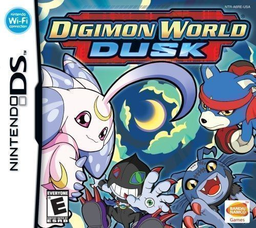 ROMs - Digimon World - Dusk  - NDS Download
