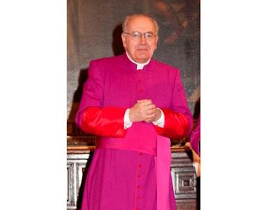 Monseñor Don Joaquín Martín Abad