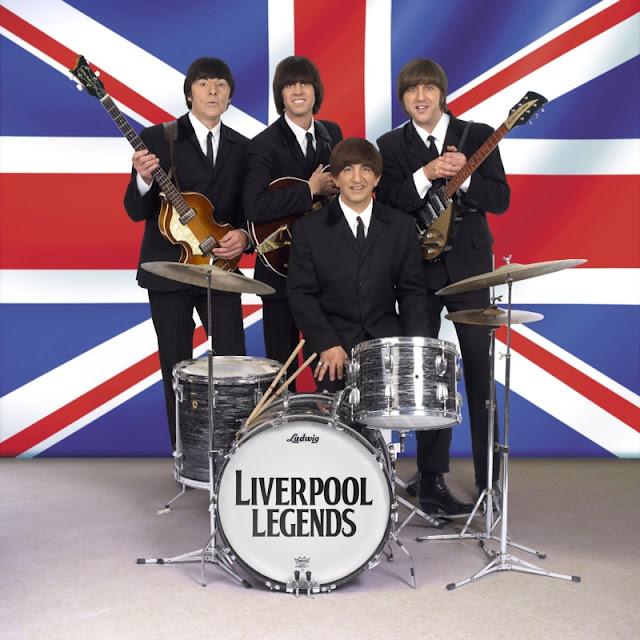 Liverpool Legens Mexico 2016 - 23 de Abril tributo a los Beatles boletos baratos primera fila