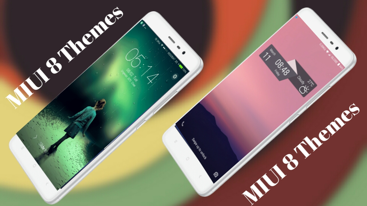 Top Free MIUI 8 Themes