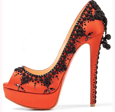 Imagenes de zapatos de XV años para fiesta