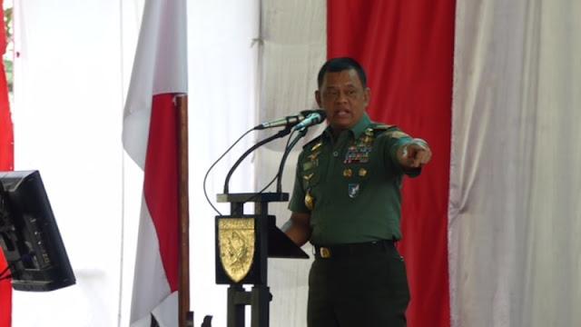 Kivlan Zen Dukung Jenderal Gatot Maju Pilpres 2019