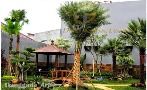 Jasa Tukang Kolam dan Gazebo Profesional Surabaya