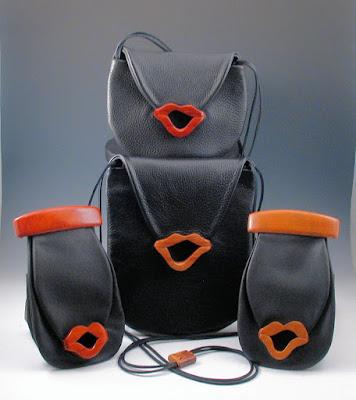 Lip Handbags