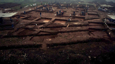 Οι αρχαιότητες που ανακαλύφθηκαν στα δημόσια έργα