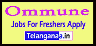Ommune  Recruitment 2017 Jobs For Freshers Apply