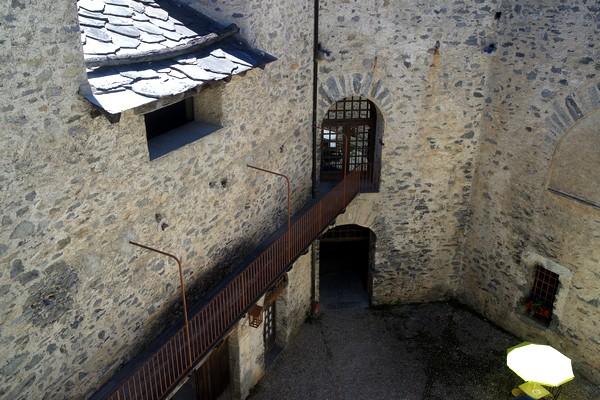 savoie maurienne vanoise aussois fort barrière esseillon sentier bâtisseurs marie christine