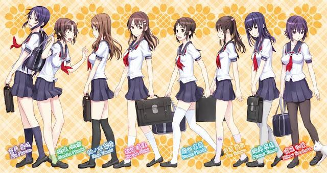 Downlload Anime Photokano BD (Episode 01 – 13) Subtitle Indonesia