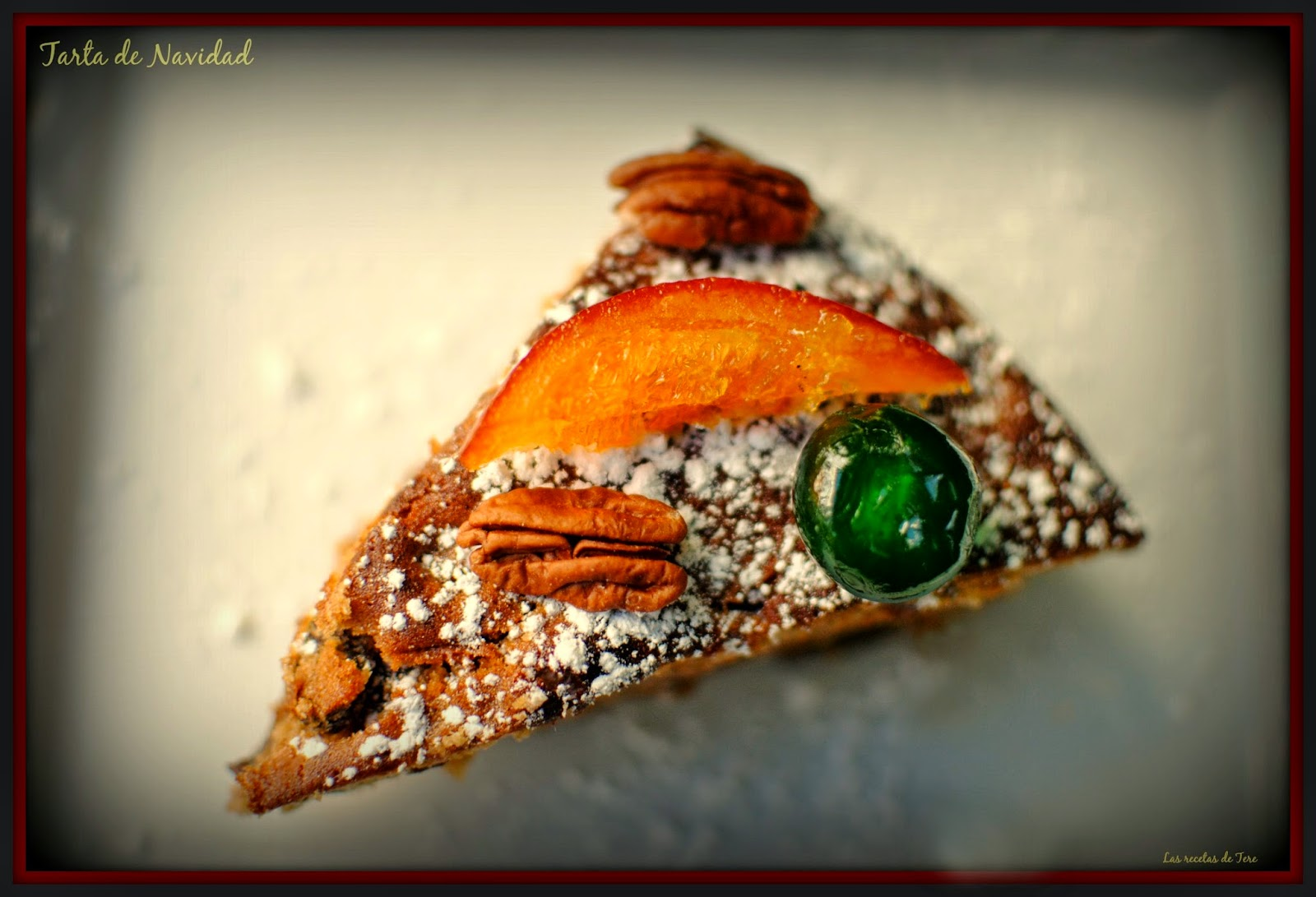 Tarta de Navidad tererecetas 0701