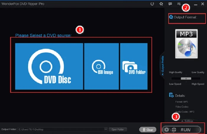 WonderFox DVD Ripper Pro How To Guide