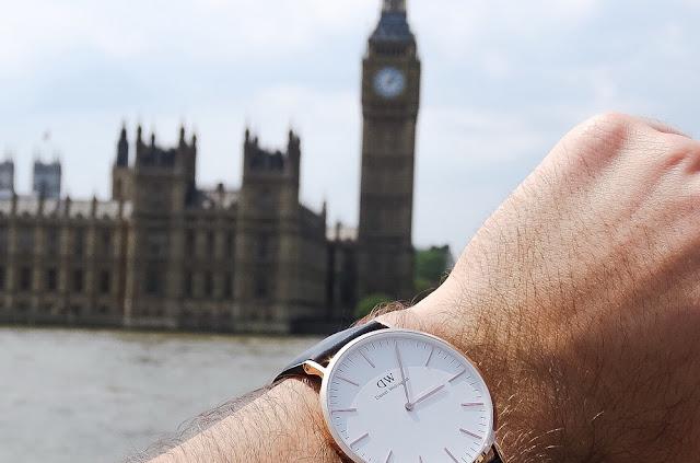 часы лондона фото
