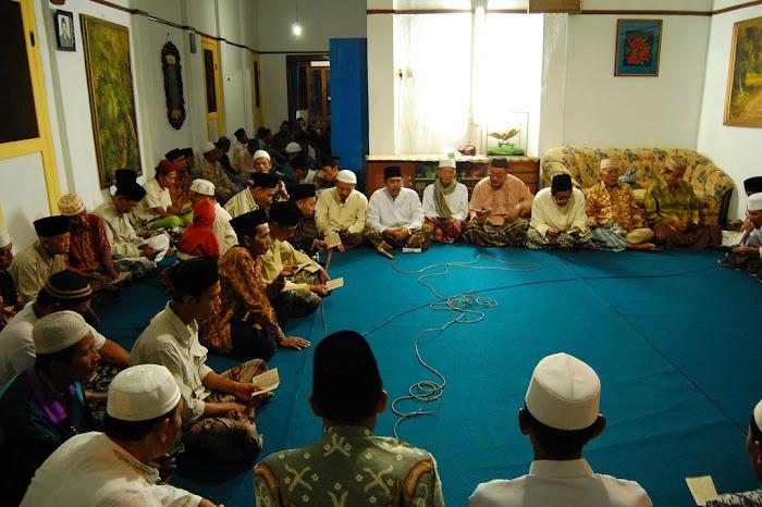 Berharap Bisa Ditahlilkan Warga Muhammadiyah Ini Sekolahkan Anaknya di Madrasah NU