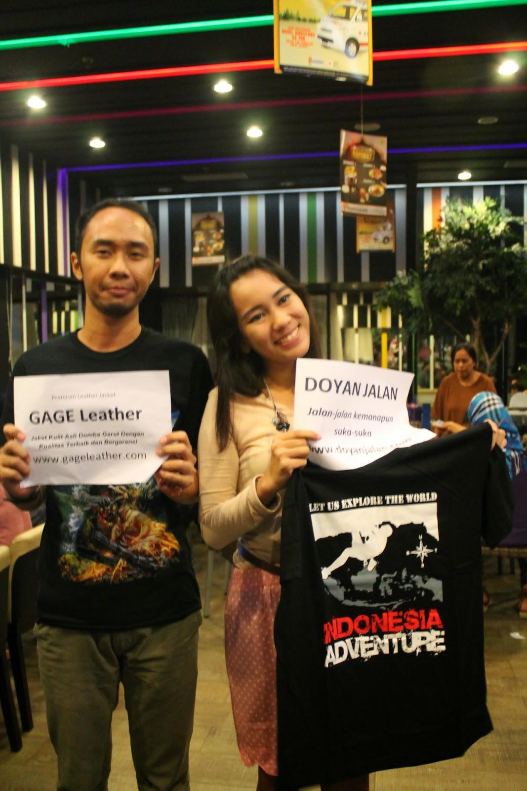 Kaos Adventure Indonesia
