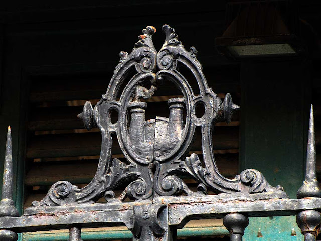 Coat of arms of Livorno, Mercato Centrale