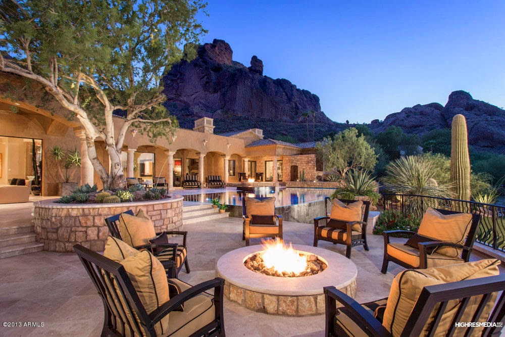 Arizona mansions for sale for Mansions for sale in scottsdale az