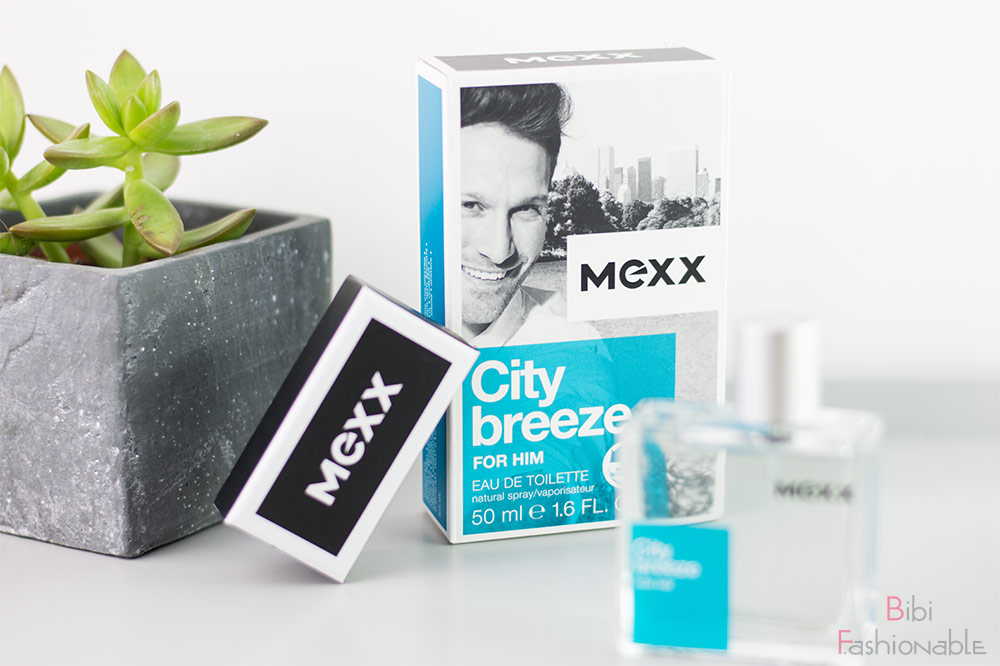 MEXX City Breeze Umverpackung