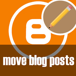 Memindahkan Seluruh Posting Blog