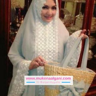 mukena%2Bbelinda-4 Koleksi Mukena Al Ghani Terbaru Original