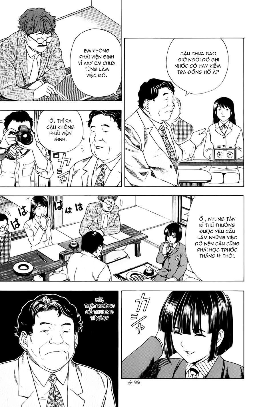Hikaru No Go hikaru no go chap 48 trang 3