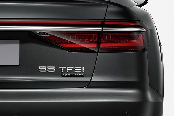 Audi modificó la denominación de sus modelos