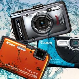 kamera digital tahan air terbaik