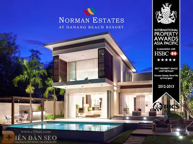 dự án the norman estates của chủ đầu tư vinacapital