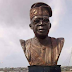 Bola Tinubu Honored With Customized Statue At A Bridge Named After Him In Lagos
