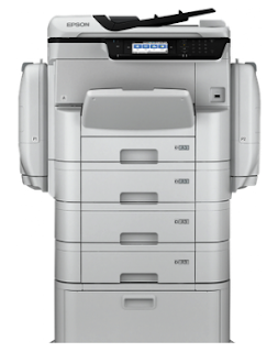 Epson WorkForce Pro WF-C869RD3TWFC Drivers