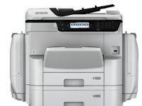 Epson WorkForce Pro WF-C869RD3TWFC Printer Drivers