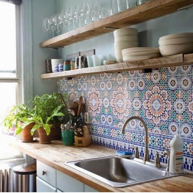 Kitchen Tiles Ideas Uk
