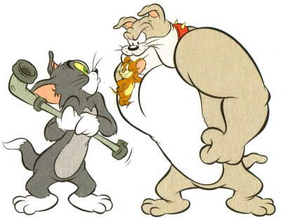 Tom and Jerry Love: Unstoppable Love and battle: Fun ...