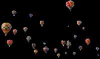 balão em png