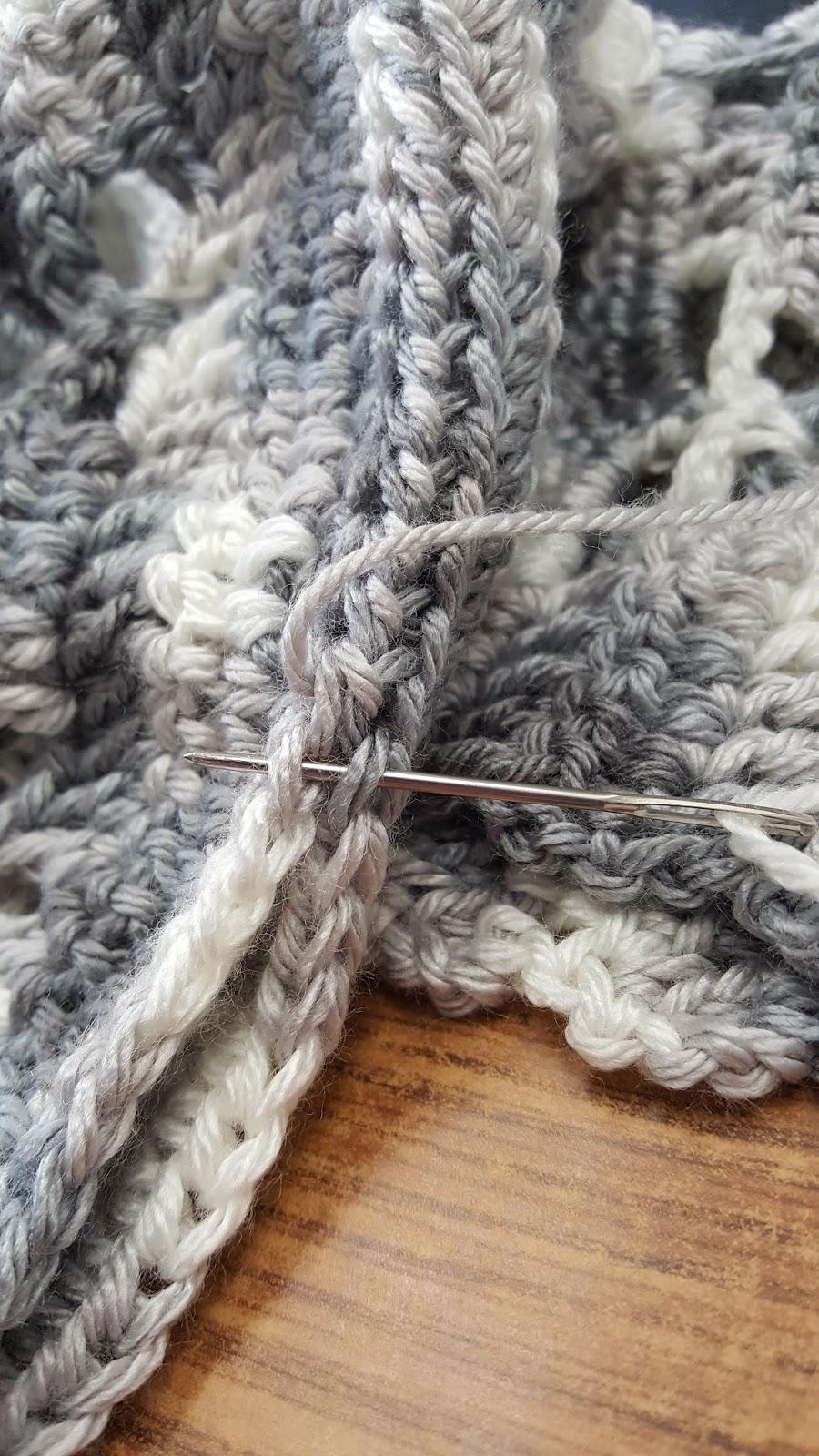 Fran's Crochet Place: Crochet Dragonfly Infinity Scarves