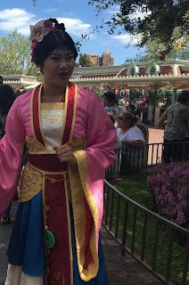 Mulan Disneyland