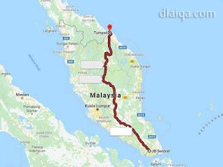 Johor - Kelantan