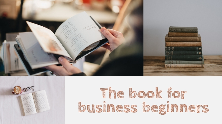 Business Beginners Will Fall in Love in These Books