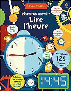 Lire L'heure - Découvrons Ensemble PDF