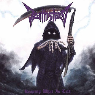 "Ο δίσκος των Deathstorm ""Reaping What Is Left"""